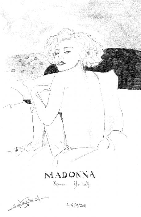 Madonna por 336